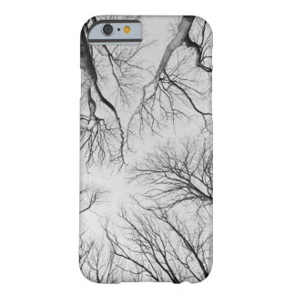 Leafless Trees in Thiepval Wood iPhone 6 Case
