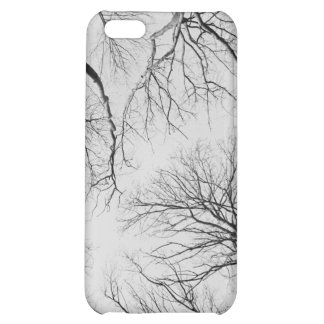 Leafless Trees in Thiepval Wood iPhone 5C Case