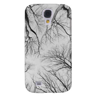 Leafless Trees in Thiepval Wood Samsung Galaxy S4 Case