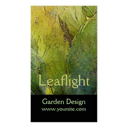 garden design business cards leaflight garden design business card zazzle