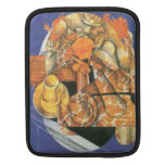 Leafs by Juan Gris Sleeve For iPads