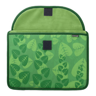 Leafy Chaos MacBook Pro Sleeves