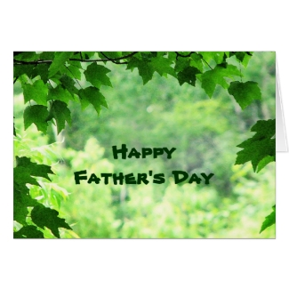 Leafy Fathers Day