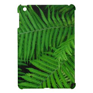 Leafy Ferns iPad Mini Cover