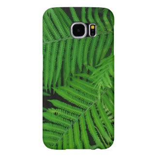 Leafy Ferns Samsung Galaxy S6 Cases