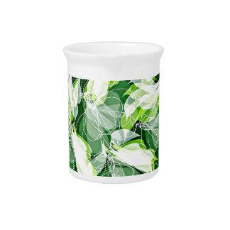 Leafy Green Beverage Pitcher