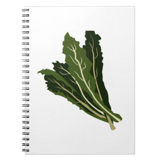 Leafy Greens Notebook