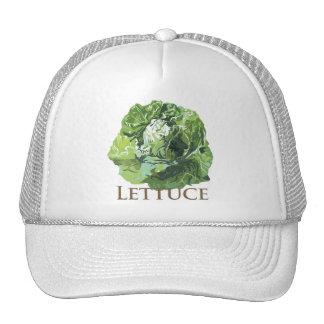 Leafy Lettuce Mesh Hats