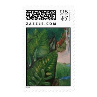 leafy postage