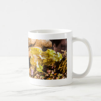 Leafy Scorpionfish in the Coral Sea Coffee Mug