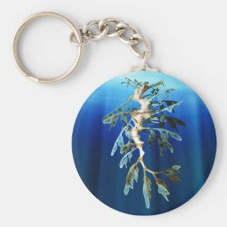Leafy Sea Dragon Keychain