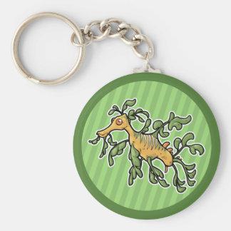 Leafy Seadragon Keychain
