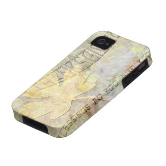 Leafy Thanksgiving Case-Mate iPhone 4 Cover
