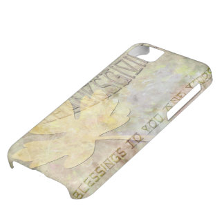 Leafy Thanksgiving iPhone 5C Covers