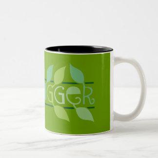 Leafy Treehugger Mug