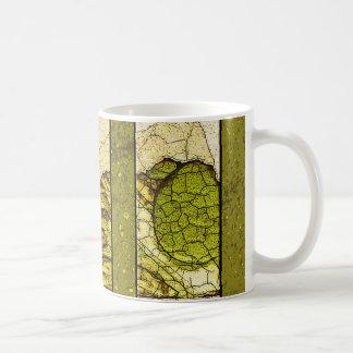 Leafy Triptych Mug