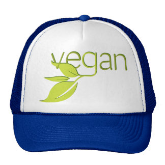 Leafy Vegan Hat