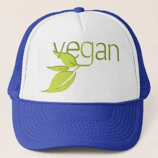 Leafy Vegan Trucker Hat
