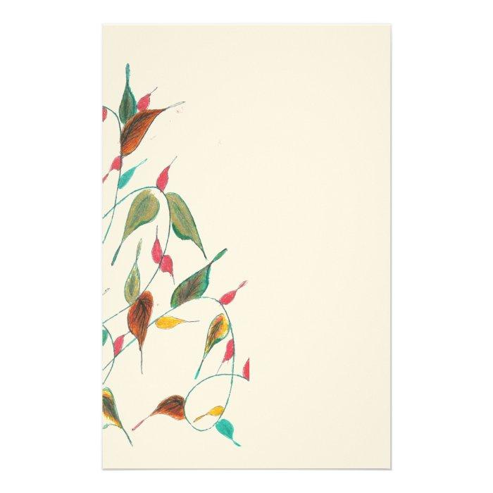 Leafy Vine Stationery
