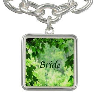 Leafy Wedding Bridal