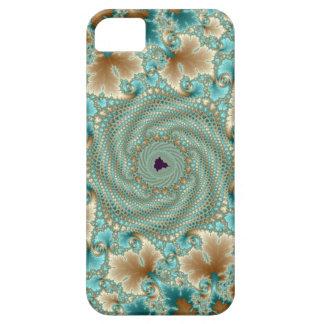 Leafy Whorls Fractal iPhone SE/5/5s Case