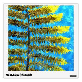 Leafy Wonder Wall Sticker