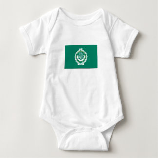 League of Arab States Flag Baby Bodysuit