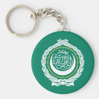 League of Arab States Flag Keychain