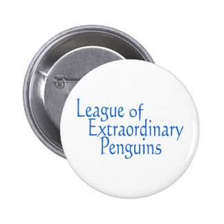 League of Extraordinary Penguins 3 Buttons