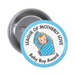 League of Motherly Love Buttons