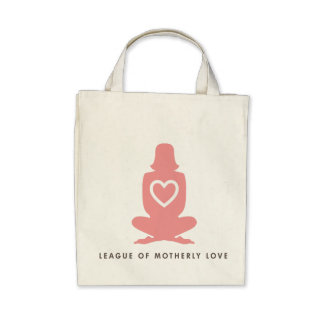 League of Motherly Love Market Tote Canvas Bag