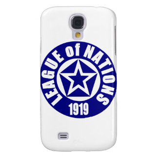 League of Nations Galaxy S4 Case