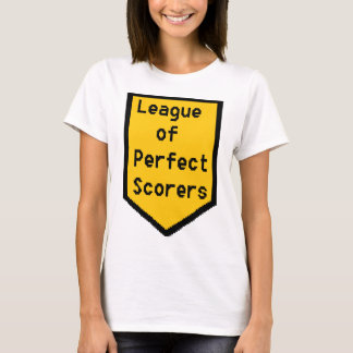 League of Perfect Scorers (LPS) T-Shirt