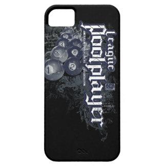 League Pool Player iPhone SE/5/5s Case