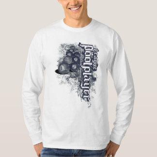 League Pool Player T-Shirt