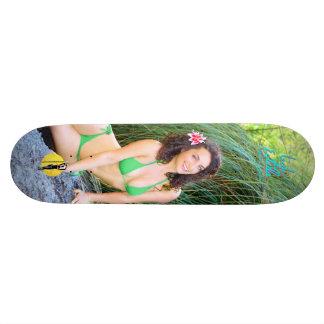 """Leah Estella """"Keha"""" Skateboard"""