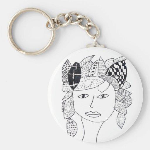 Leah Feinberg Key Chains