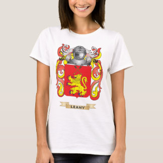 Leahy Coat of Arms (Family Crest) T-Shirt