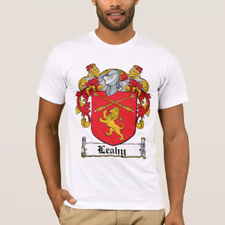 Leahy Family Crest T-Shirt