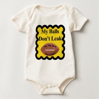 Leaky Balls Baby Bodysuit