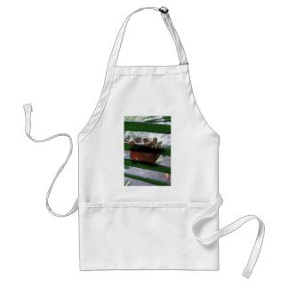 leaky bottom adult apron