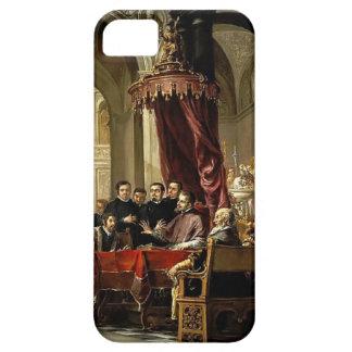 Leal-Conversión de Juan y bautismo de St Augustine iPhone 5 Protectores