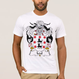 Leal Family Crest T-Shirt