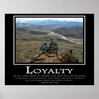 Lealtad Poster