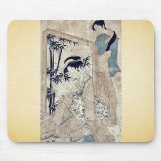 Lealtad por Utagawa, Toyokuni Ukiyoe Alfombrilla De Ratón