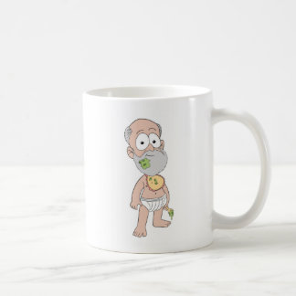"""Lean Babies Mug - """"Jim W."""""""