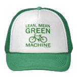 Lean Green Mean Green Mesh Hats