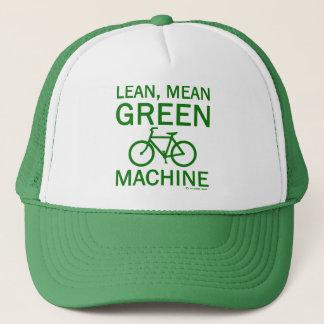 Lean Green Mean Green Trucker Hat