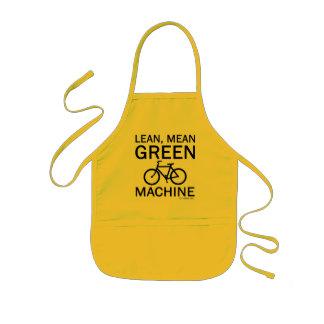 Lean Green Mean Machine Apron