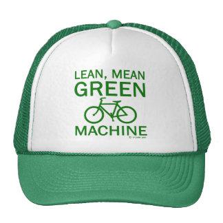 Lean Green Mean Machine Trucker Hat